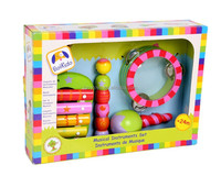 4 in 1 Kids Wooden Xylophone Music Toy for Babies
