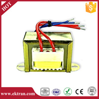 220V to 12V EI AC/DC power isolation transformer 90w