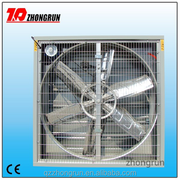 Hot sale greenhouse/poultry house industrial hammer exhaust fan low price