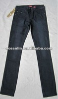 2012 new design jeans for ladies