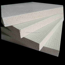 gray fireproof magnesium oxide mgo partition wall panel board