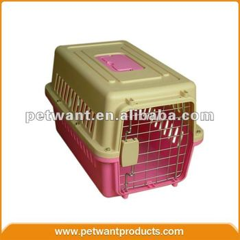 Pet Airline Carrier IATA Aluminum Pet Cage
