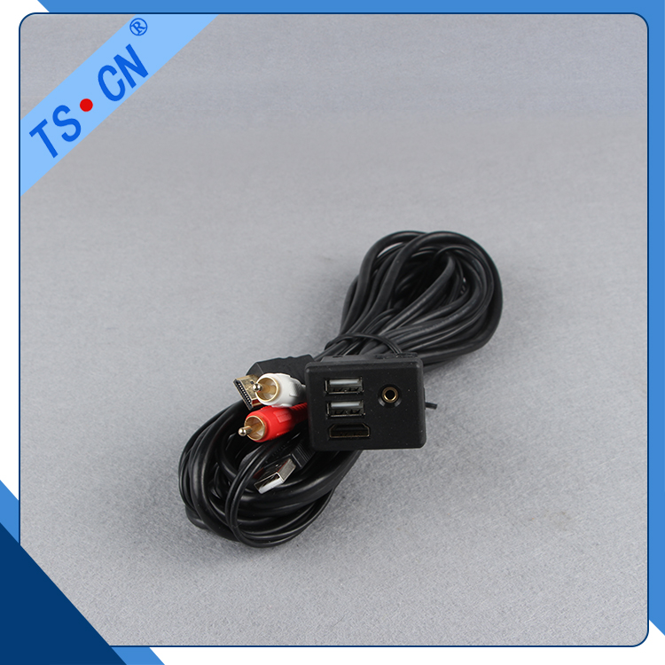 automotive assemblies high quality alibaba china connectors/car audio wiring harness 25