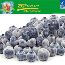 New frozen blueberry