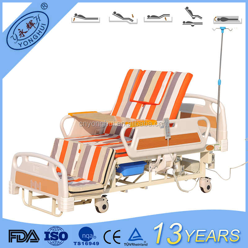 C05 Made in china Made household of electric nursing bed with three motors