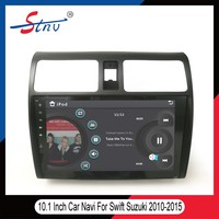 Full Touch Car Multimedia For SWIFT Suzuki With GPS/OBD/IPOD/EU MAP