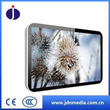 "43"" Rotating led display panel price/ Advertising Touch Screen Kiosk"