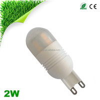 AC SMD 2835 2w 3w G9 LED car Bulb