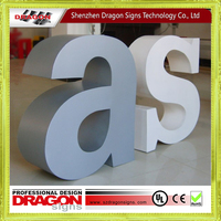 Hot sell Plastic letter for USA
