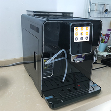 19 bar fully automatic coffee machine for office and home use