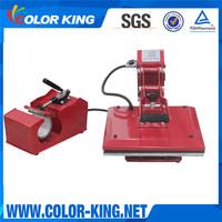 Free Mug print machine automatic t-shirt heat transfer press machine