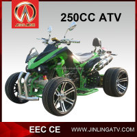 EEC 250cc Street legal atv quad racing