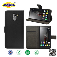 Hot selling leather case flip cover for Lenovo K4 Note