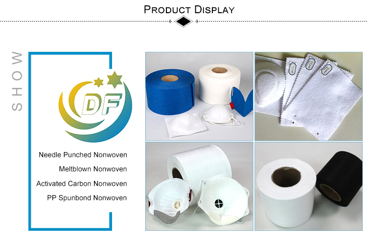 Good quality pp non woven products synthetic fabric