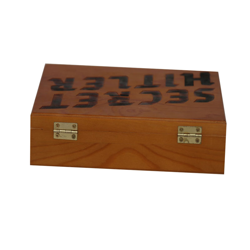 2017 hot sales wood cosmetic box