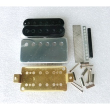 Electric guitar parts and accessories made in China Brass Baseplate AlNiCo Lp Guitar Pickup Kits