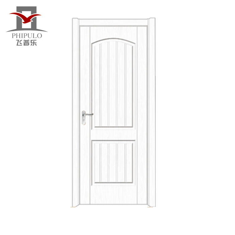 Low Price High End Accepted Oem Plastic Pvc Door For Bedroom