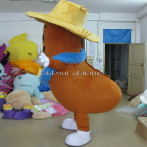 Kiwi mascot costume/fruit mascot costume for sale
