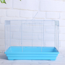 high quality small size pet wire squirrel cages for hamster