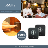GOLD APOLLO - Wireless Calling System wireless call bell
