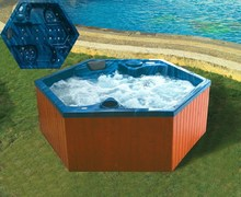 Monalisa hydro water tub with seats M-3330