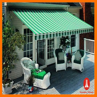 Retractable Sunshade Outdoor Awnings
