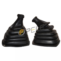 Auto Shift Lever Dust Cover for excavator replacement parts