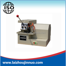 Export sample cutter