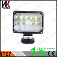 car accessories shops chevrolet cruze weiken 45w cob led work light/led work lamp/led tractor work light for automobile
