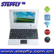 7 inch android mini laptop