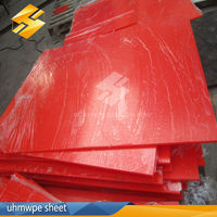 SGS Certification industry plastic high density pe sheet with grest quality