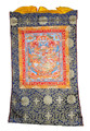 Wheel of Life Good Quality Tibetan Thangka Hand Painted in Nepal