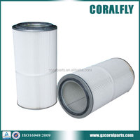 Coralfly moisture proof sand blaster filter