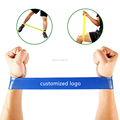 Mini Physical Fitness Resistance Loop Band Bodybuilding Exercise Thera-band