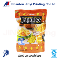 Gravure Printing Surface Handling and Accept Custom Order custom printed potato chip bags