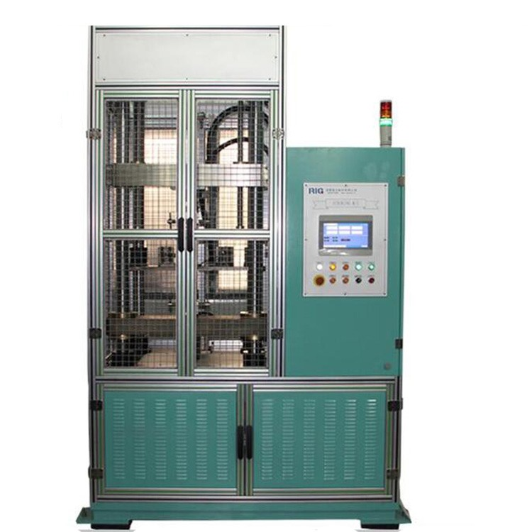 Durability testing machine for performance and fatigue of shock absorber