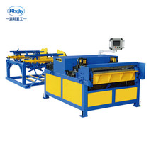 hvac duct fabrication machine from expert factory duct fabrication machine