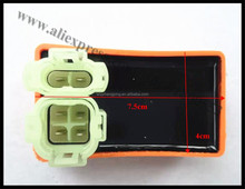 orange 6pin universal cdi unitfor Chinese GY6 50CC 150CC scooter ATV Dirt Pit Bike