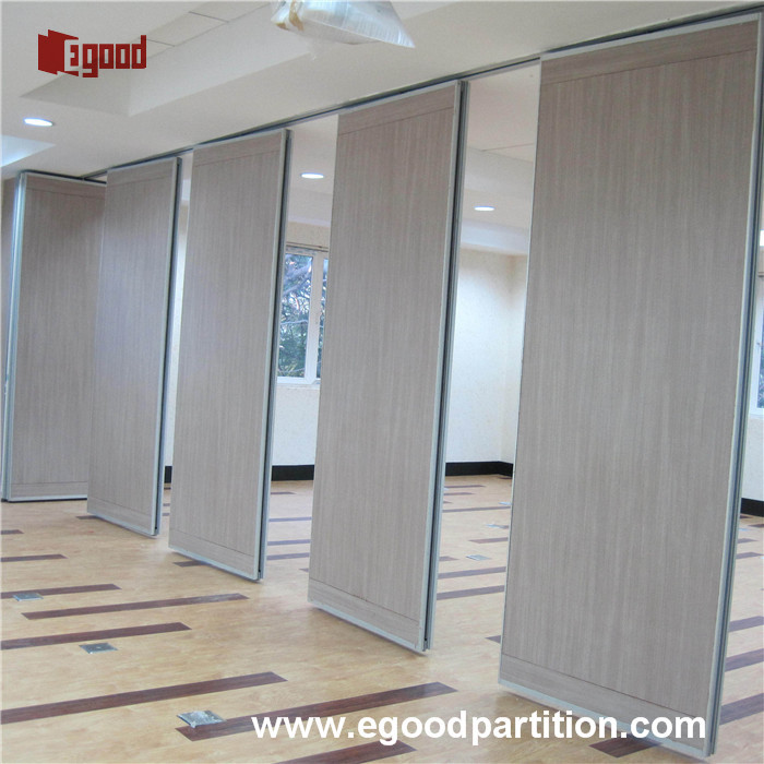 High Acoustic Soundproof Wall Sliding Door With Moving System Buy