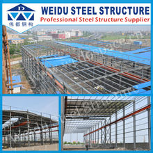 Custom-Made Steel Structure Frame Shed Fabrication