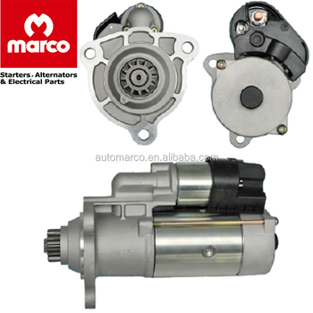 Starter 24V ac electric motor 0001261001 0001261002 0001241001 1796026