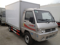 factory sale cheap 4x2 gasoline 1 tons dongfeng mini van
