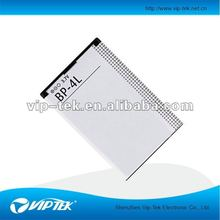 3.7V li-ion rechargeable battery for nokia pb-4l battery list