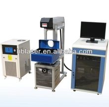 60w nonmetal co2 laser etching coder