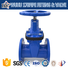 Resilient -Seated Gate Valve BS5163 from China