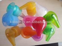 Colorful 28/410 plastic water dispenser bottle lotion pump liquid soap dispenser pump
