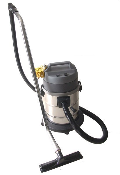 30L Stainless Steel Wet and Dry Vacuum Cleaner