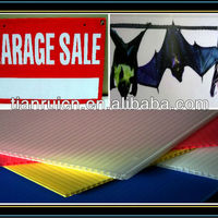 4 Colors Printing Polypropylene Plastic Corrugated