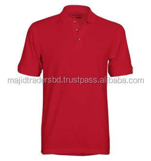 exported pique polo t-shirt