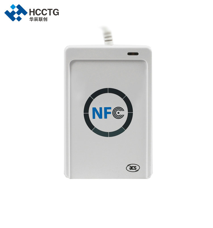 Cina Fabbrica Intelligente 13.56 Mhz Contactless NFC Card Reader ACR122U
